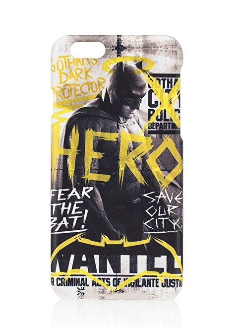 TK Collection Batman v Superman Hero iPhone 6/6S Kapak Renkli